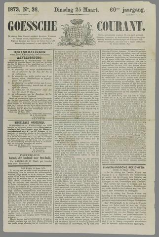 Goessche Courant 1873-03-25