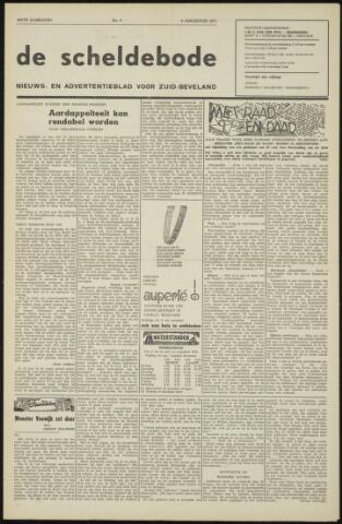 Scheldebode 1971-08-06