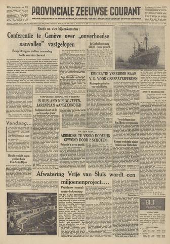 Provinciale Zeeuwse Courant 1958-11-15