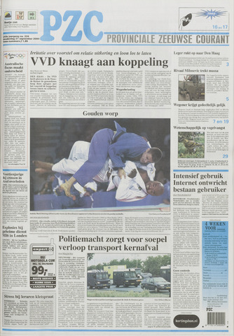Provinciale Zeeuwse Courant 2000-09-21