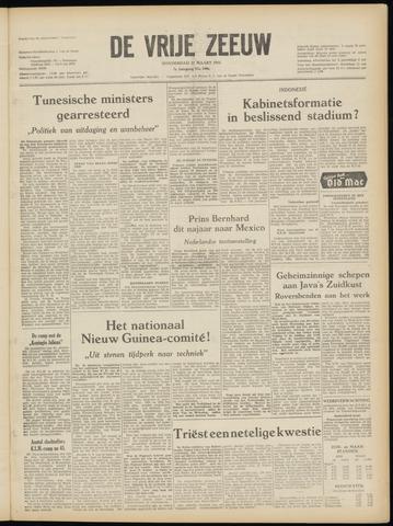 de Vrije Zeeuw 1952-03-27