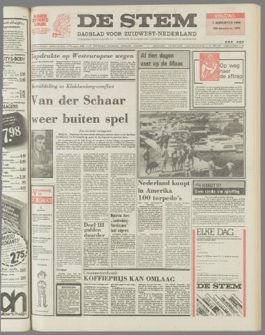 de Stem 1980-08-01