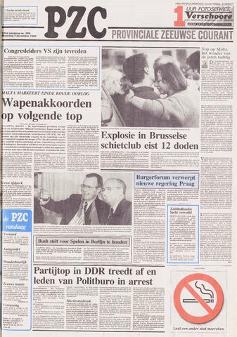 Provinciale Zeeuwse Courant 1989-12-04