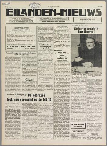 Eilanden-nieuws. Christelijk streekblad op gereformeerde grondslag 1980-10-21