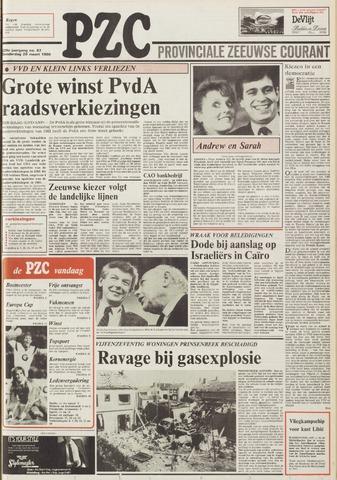 Provinciale Zeeuwse Courant 1986-03-20