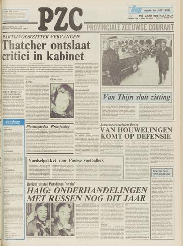 Provinciale Zeeuwse Courant 1981-09-15