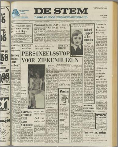 de Stem 1973-11-23