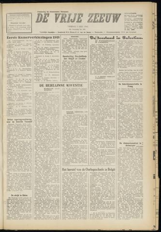 de Vrije Zeeuw 1948-07-09