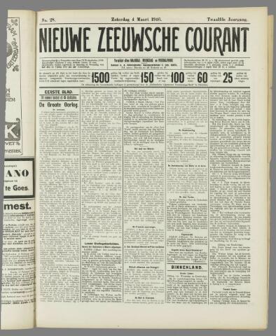 Nieuwe Zeeuwsche Courant 1916-03-04
