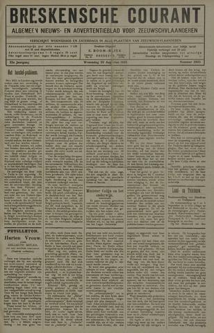 Breskensche Courant 1923-08-29