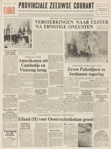 Provinciale Zeeuwse Courant 1970-06-29