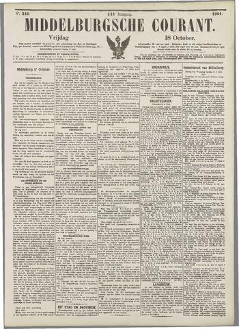 Middelburgsche Courant 1901-10-18