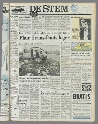 de Stem 1991-10-16