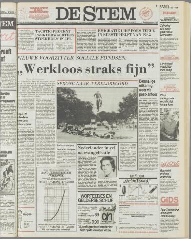 de Stem 1982-08-24