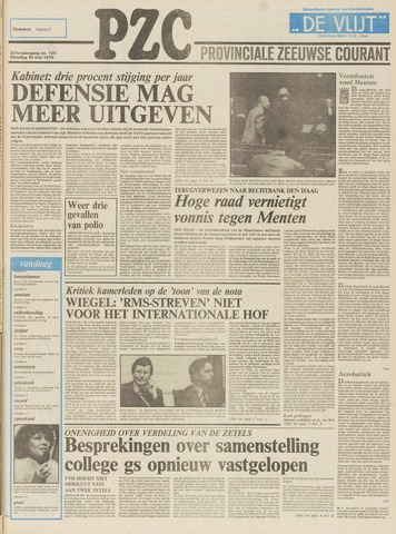 Provinciale Zeeuwse Courant 1978-05-30