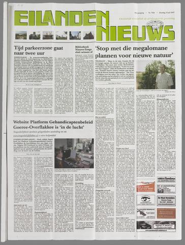 Eilanden-nieuws. Christelijk streekblad op gereformeerde grondslag 2007-07-10