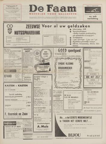 de Faam en de Faam/de Vlissinger 1971-03-18