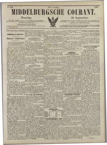 Middelburgsche Courant 1902-09-22