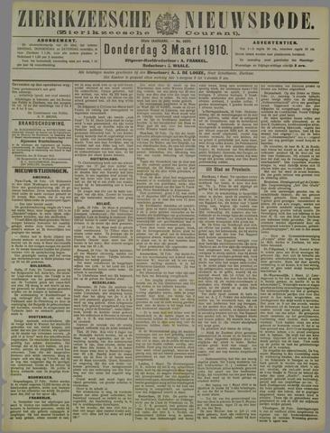 Zierikzeesche Nieuwsbode 1910-03-03