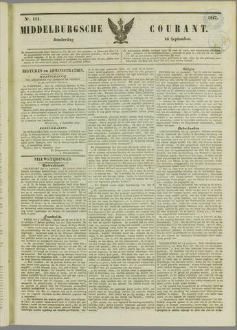 Middelburgsche Courant 1847-09-16