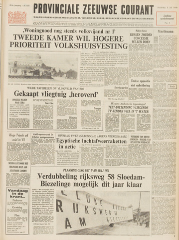 Provinciale Zeeuwse Courant 1970-07-02