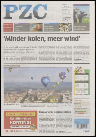Provinciale Zeeuwse Courant 2013-07-12