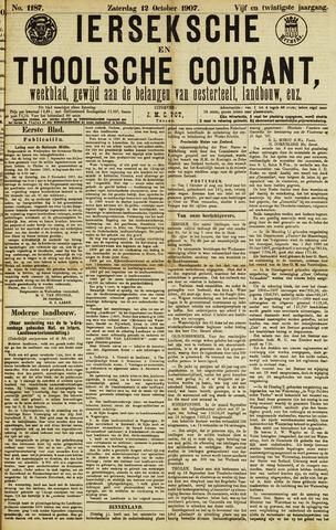 Ierseksche en Thoolsche Courant 1907-10-12