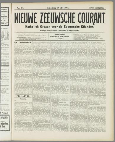 Nieuwe Zeeuwsche Courant 1905-05-18