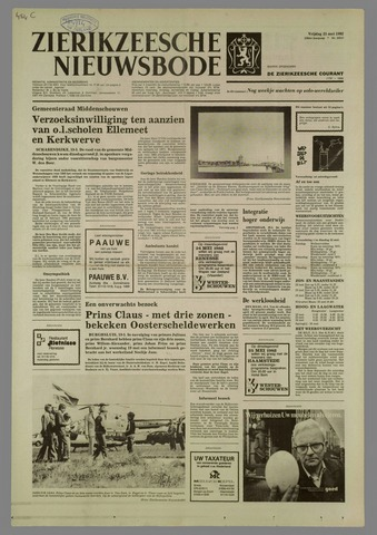 Zierikzeesche Nieuwsbode 1982-05-21
