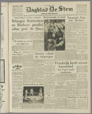 de Stem 1958-10-08