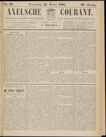 Axelsche Courant 1905-03-22