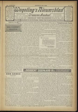 Zeeuwsch Nieuwsblad/Wegeling's Nieuwsblad 1929-07-05