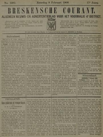 Breskensche Courant 1908-02-08