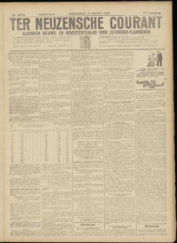 Ter Neuzensche Courant. Algemeen Nieuws- en Advertentieblad voor Zeeuwsch-Vlaanderen / Neuzensche Courant ... (idem) / (Algemeen) nieuws en advertentieblad voor Zeeuwsch-Vlaanderen 1937-03-10
