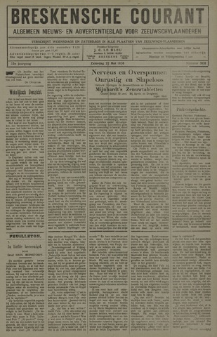 Breskensche Courant 1926-05-22