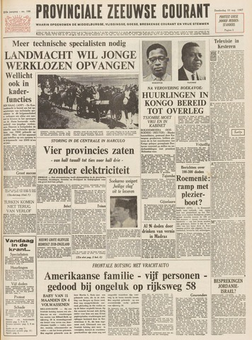 Provinciale Zeeuwse Courant 1967-08-10