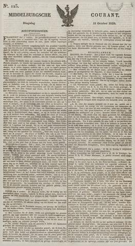 Middelburgsche Courant 1829-10-13