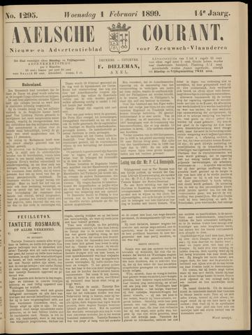 Axelsche Courant 1899-02-01