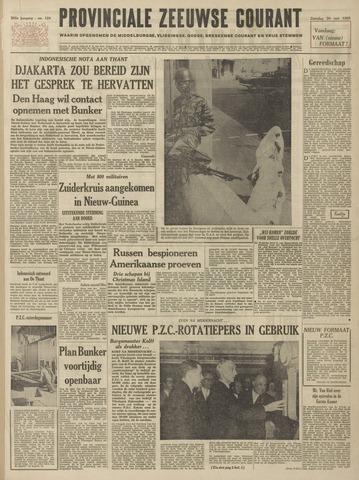 Provinciale Zeeuwse Courant 1962-05-26