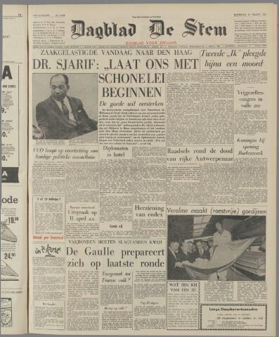 de Stem 1963-03-30