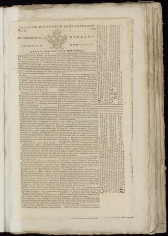 Middelburgsche Courant 1799-04-13