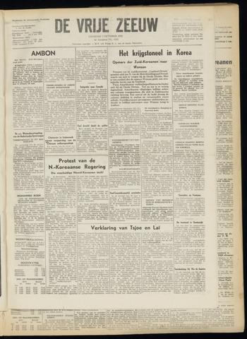 de Vrije Zeeuw 1950-10-03
