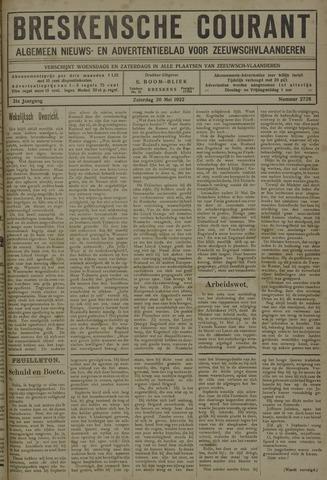 Breskensche Courant 1922-05-20