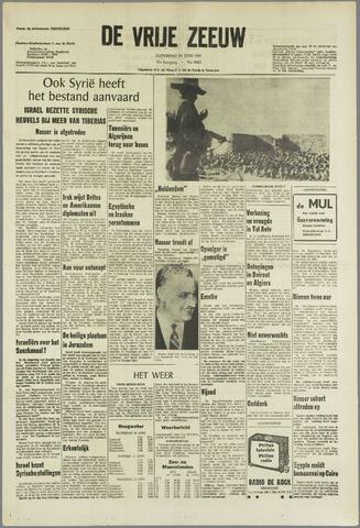 de Vrije Zeeuw 1967-06-10