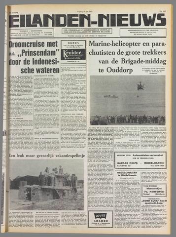 Eilanden-nieuws. Christelijk streekblad op gereformeerde grondslag 1975-07-25
