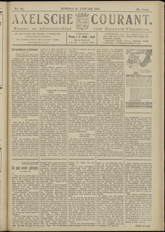 Axelsche Courant 1941-01-21