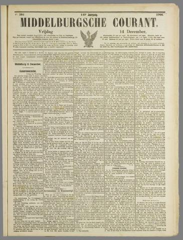 Middelburgsche Courant 1906-12-14