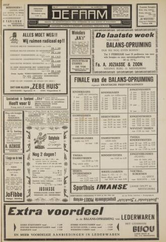 de Faam en de Faam/de Vlissinger 1960-01-29