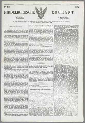 Middelburgsche Courant 1872-08-07