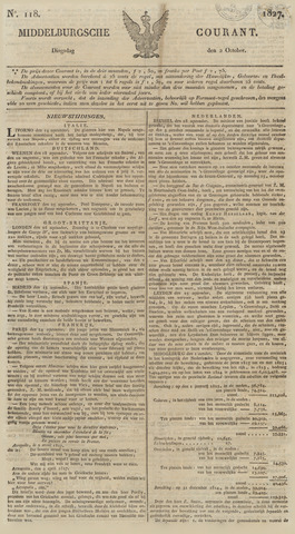 Middelburgsche Courant 1827-10-02